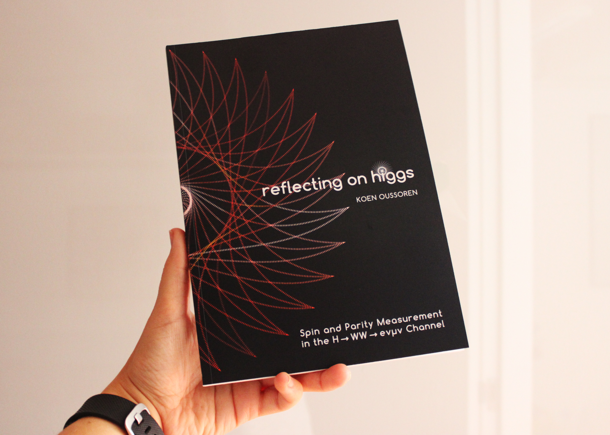thesis book cover